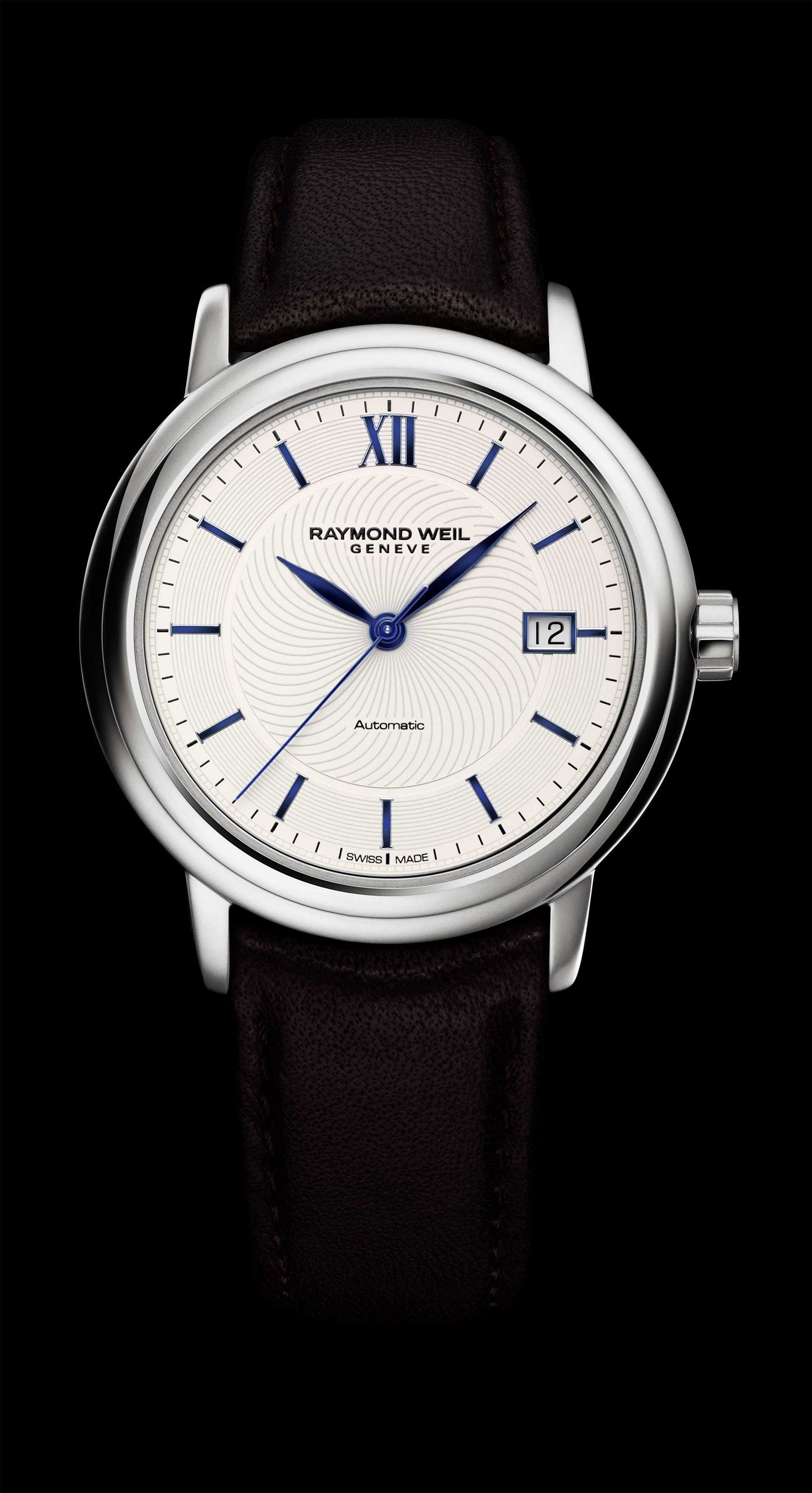 RAYMOND WEIL INTRODUCES THE MAESTRO FRANK SINATRA LIMITED