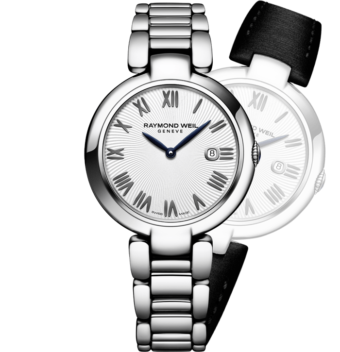 montre à bracelet interchangeable shine RAYMOND WEIL