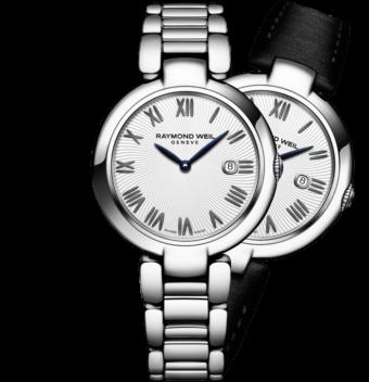 RAYMOND WEIL shine interchangeable bracelet watch