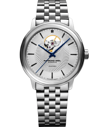 Maestro - Men's Stainless Steel Open Aperture Watch - RAYMOND WEIL