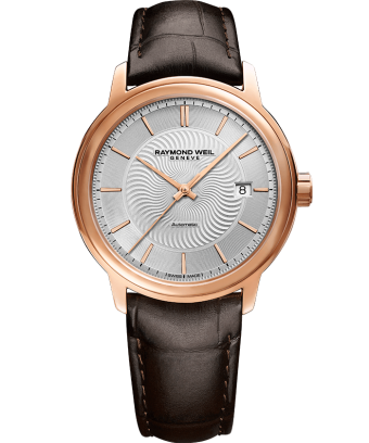 Montre RAYMOND WEIL Maestro 2237 en or rose