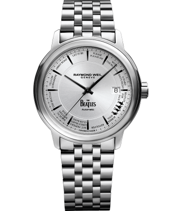 Maestro - Limited Edition Beatles Automatic Watch - RAYMOND WEIL