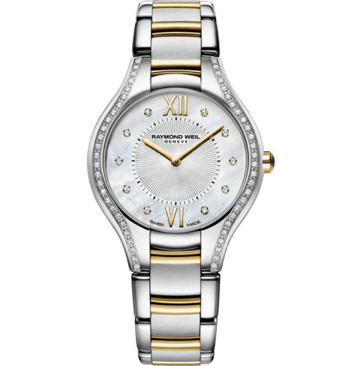 RAYMOND WEIL Noemi 5132-sps-00985 62 diamond watch
