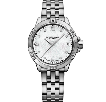 RAYMOND WEIL tango classic ladies diamond steel quartz watch