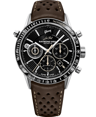 RAYMOND WEIL - Gibson Les Paul Limited Edition Freelancer Watch