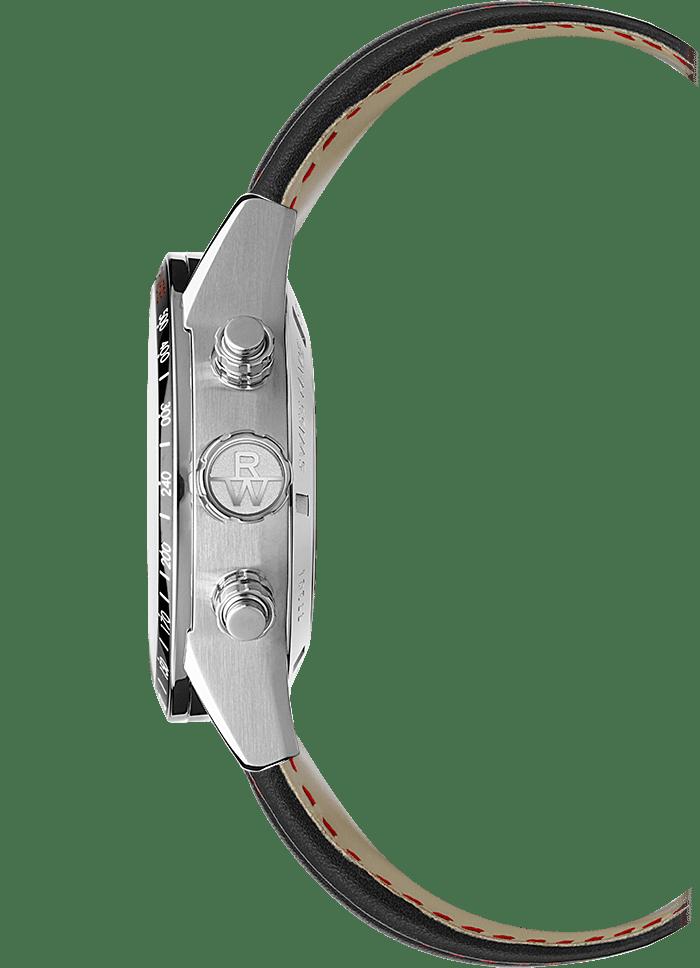 42mm 7731-SC1-20621 男士自动计时手表,42毫米 不锈钢冠