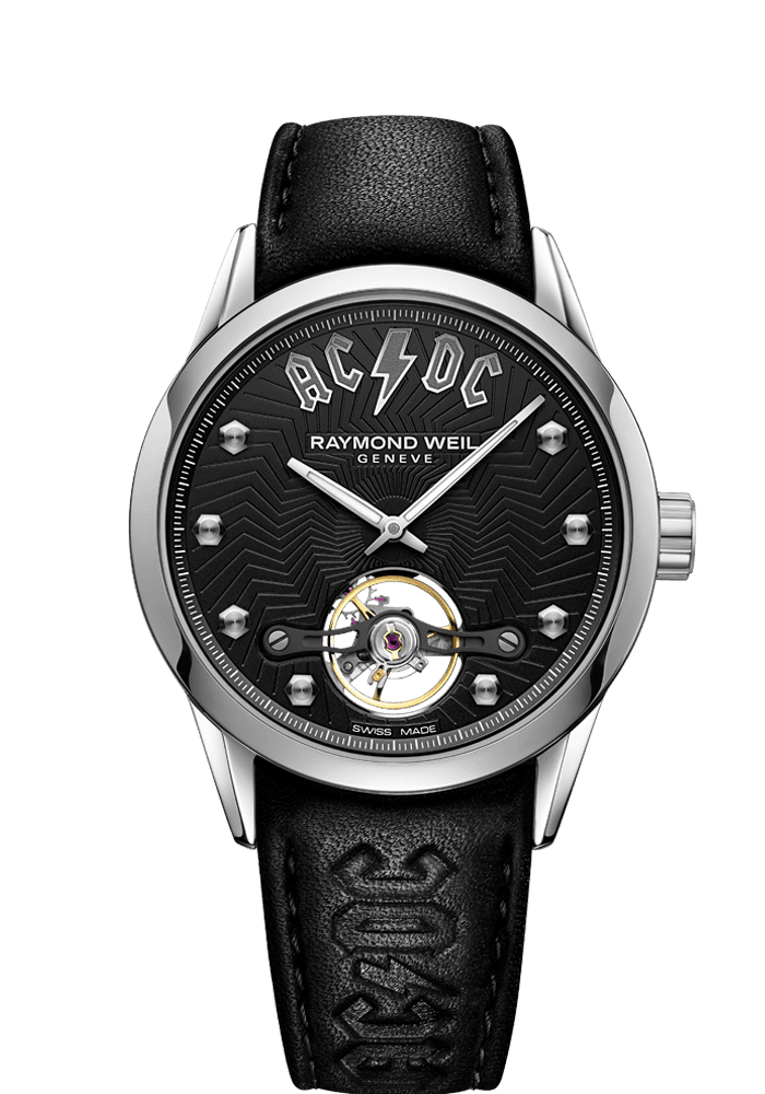 RAYMOND WEIL Freelancer AC/DC Limited Edition Automatic Watch
