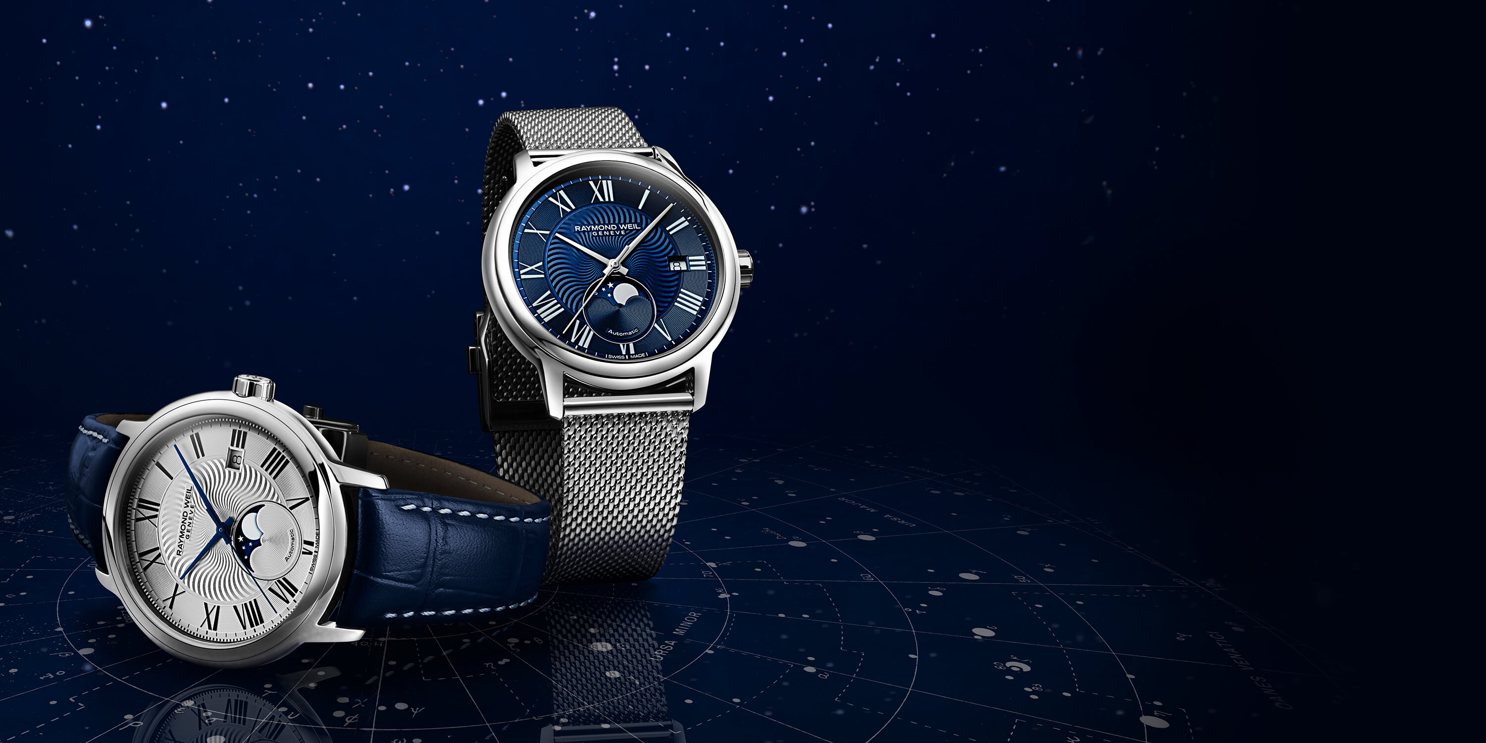 4354ee787 Search. 🔍. RAYMOND WEIL 2239-STC-00659 Maestro Moon Phase