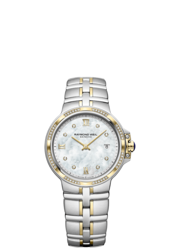 RAYMOND WEIL Parsifal Ladies Quartz 56 Diamond Dial 30mm Watch