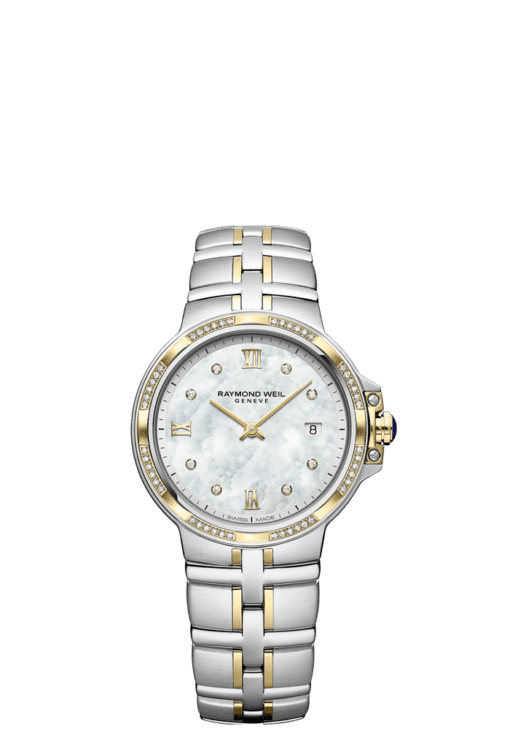 Ladies Quartz Diamond 30mm Watch