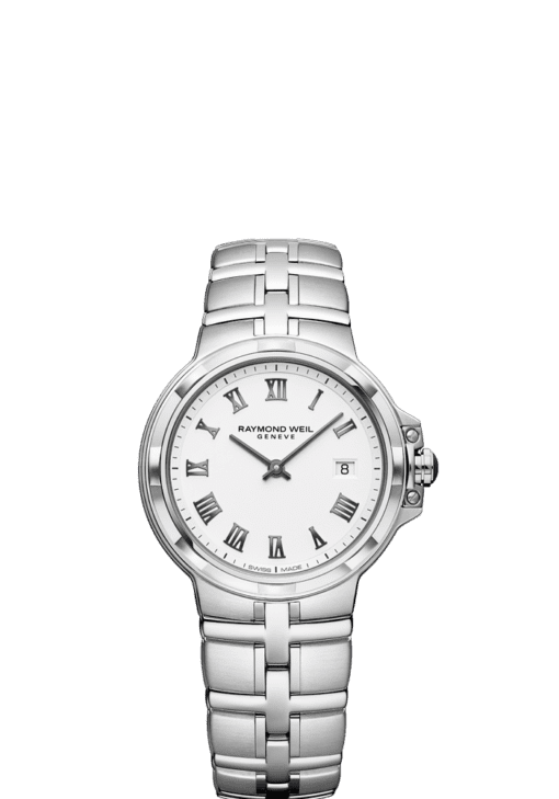 RAYMOND WEIL Parsifal white dial