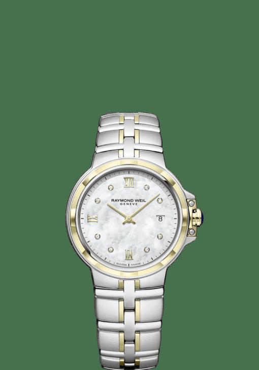RAYMOND WEIL parsifal 8 diamond dial