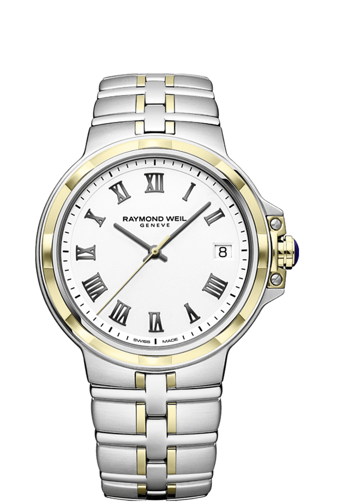 RAYMOND WEIL men's parsifal 5580-stp-00300