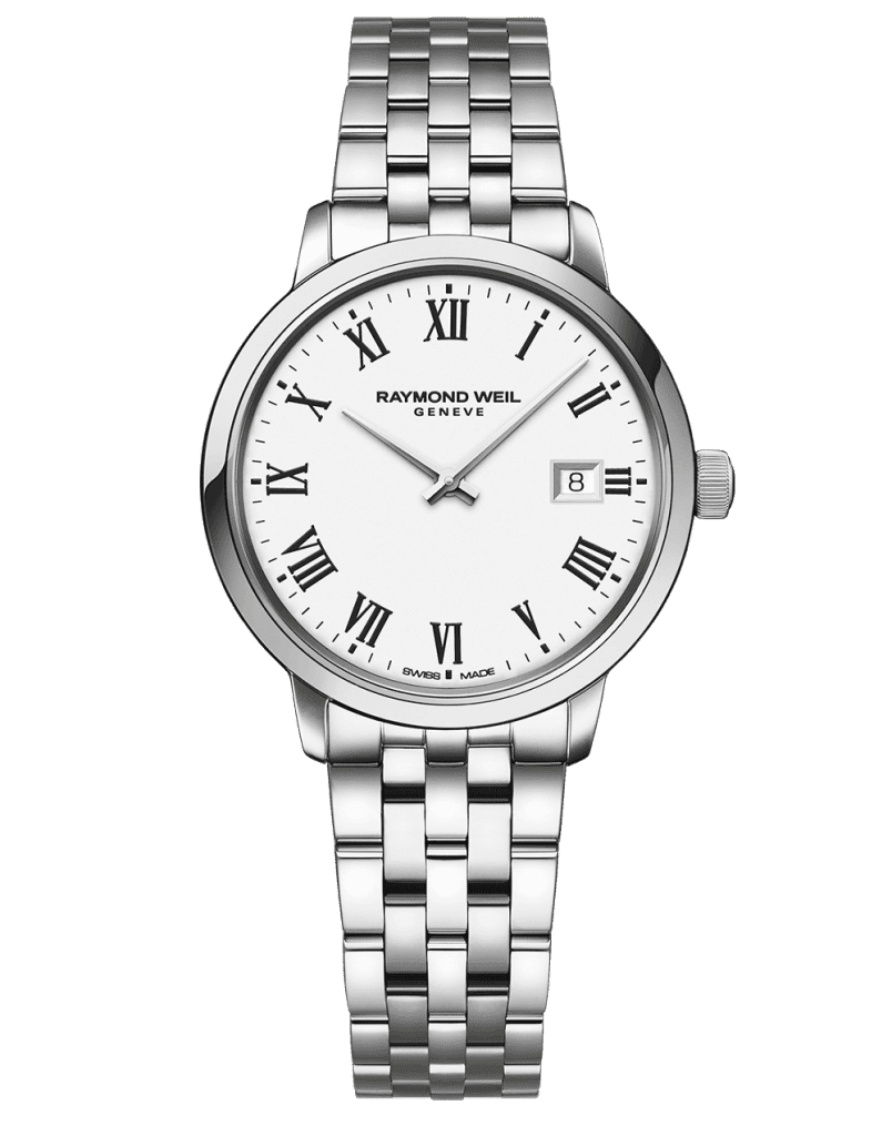 Raymond Weil Geneve Toccata White Dial Women's Luxury Watch