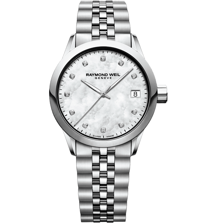 Women S Swiss Luxury Quartz Watches Raymond Weil